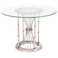 Bal Harbour Pearl Silver Dining Table Home Decor, Dining Table