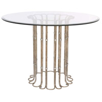 Biscayne Platinum Table Home Decor, Dining Table