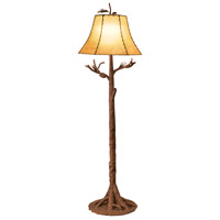 Kalco Ponderosa 1 Light Floor Lamp in Ponderosa 873PD