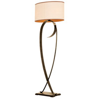 Kalco Rodeo Drive 2 Light Floor Lamp in Antique Copper 899AC