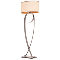 Rodeo Drive 75 watt Pearl Silver Floor Lamp Portable Light