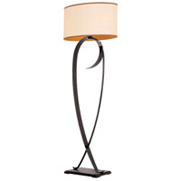 Rodeo Drive 75 watt Tortoise Shell Floor Lamp Portable Light