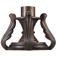 Kalco Lighting Signature Outdoor Pier Mount in Burnished Bronze 9018BB