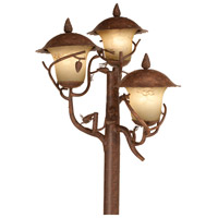 Ponderosa 9 Light 51 inch Ponderosa Outdoor Lantern Head