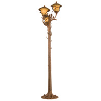 Kalco Ponderosa 9 Light Outdoor Lantern Head in Ponderosa 9173PD