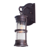 Hemlock 1 Light 5 inch Antique Copper Wall Bracket Wall Light