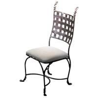 Kalco Lighting Vine Chair in Bark F100BA