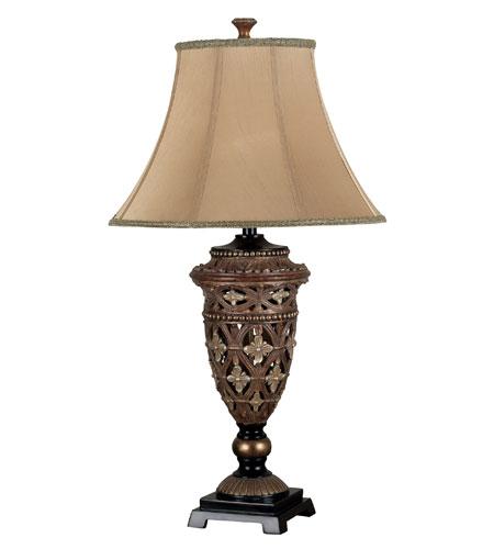 Kenroy Lighting 20637glbr Sofie 35 Inch 150 Watt Golden Bronze Table Lamp Portable Light