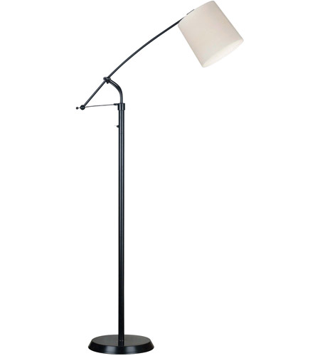 Kenroy Lighting Reeler 1 Light Floor Lamp in Oil Rubbed Bronze   20812ORB photo