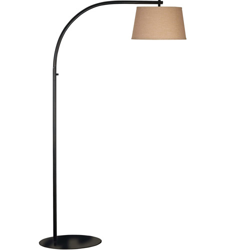 Kenroy Lighting Sweep 1 Light Floor Lamp in Oil Rubbed Bronze   20953ORB photo