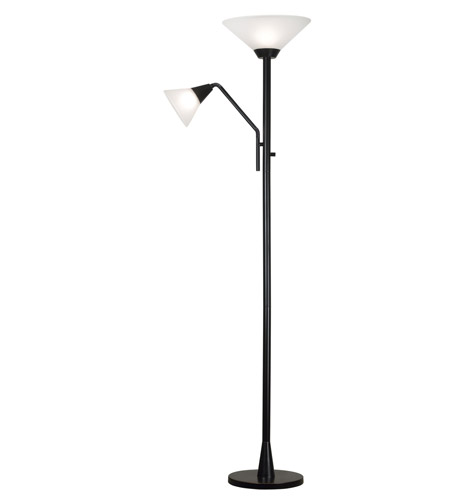Kenroy Lighting Rush 1 Light Torchiere in Oil Rubbed Bronze   21002ORB photo