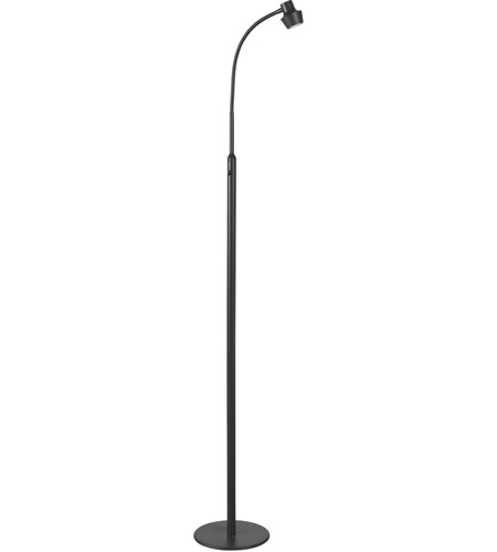 Kenroy Lighting Stanton 1 Light Floor Lamp in Bronze   32153BRZ photo
