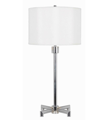 Kenroy Lighting Rogue 1 Light Table Lamp in Chrome   32154CH photo