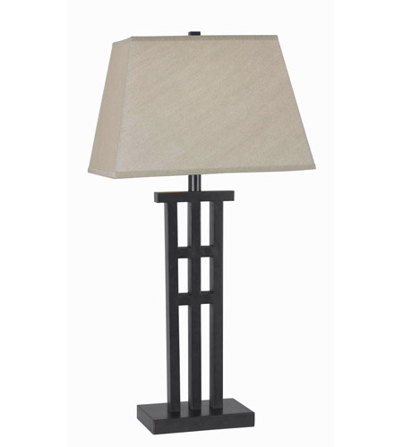 Kenroy Lighting 32157BRZ McIntosh 30 inch 150 watt Bronze Table Lamp Portable Light photo