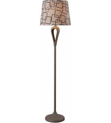Parfume 59 inch 150 watt gray floor lamp portable light in for 150 watt floor lamp