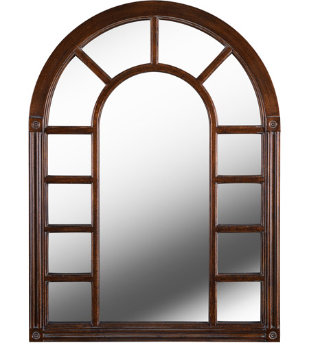Kenroy Lighting 60014 Cathedral 38 X 28 inch Bronze Wall Mirror Home Decor photo