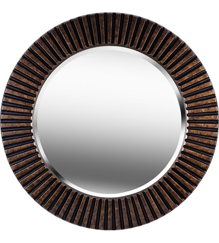 Kenroy Lighting 60021 North Beach 34 X 34 inch Bronze Wall Mirror Home Decor photo