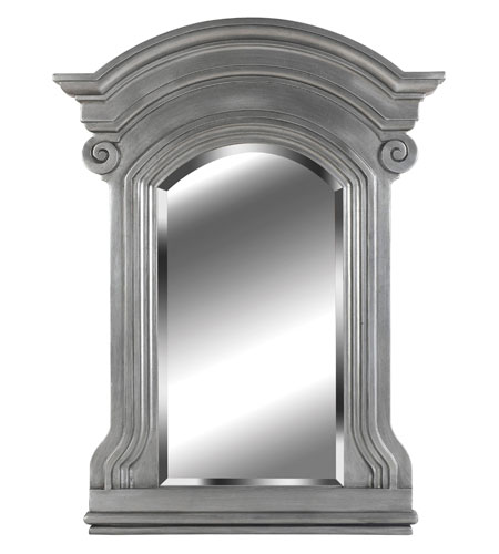 Kenroy Lighting Avignon Wall Mirror in Antique Pewter  60098 photo