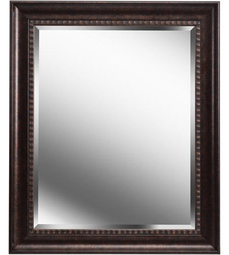 Kenroy Lighting 60325gb Amiens 36 X 30, 30 X 36 Gold Framed Mirror