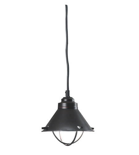 Kenroy Lighting 66342ORB Harbour 1 Light 7 inch Oil Rubbed Bronze Mini Pendant Ceiling Light photo