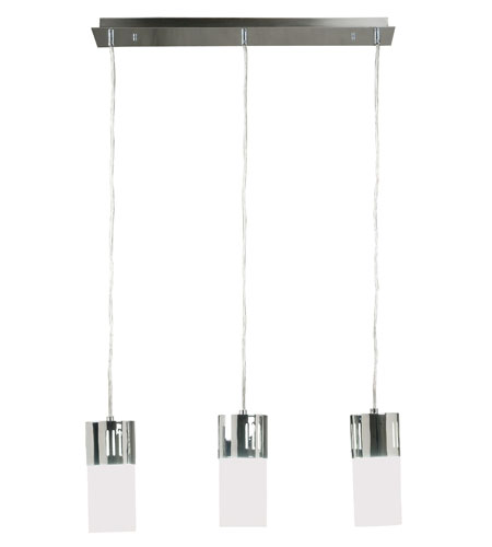 Kenroy Lighting Cylinder Chrome Finish Pendant 80503CH photo