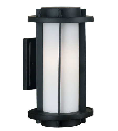 Kenroy Lighting Lumi 2 Light Outdoor Wall Lantern in Espresso Bronze   80571EBZ photo
