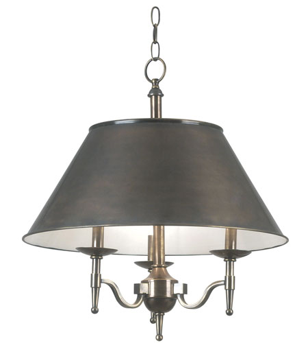 Kenroy Lighting Hastings Oxidized Brass Finish Pendant 90064OB photo
