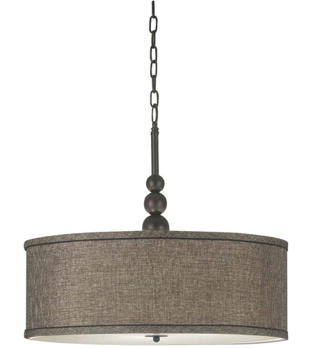 Kenroy Lighting Margot 3 Light Pendant in Oil Rubbed Bronze   91640ORB photo
