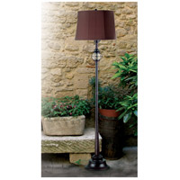 Kenroy Lighting 03071 Hatteras 61 inch 100 watt Gilded Copper Outdoor Floor Lamp alternative photo thumbnail