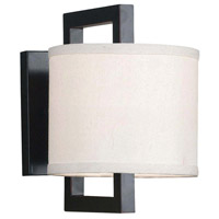 Kenroy Lighting Endicott 1 Light Sconce in Oil Rubbed Bronze   10063ORB