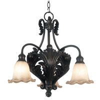 Kenroy Lighting Cromwell Gold Antique Finish Chandeliers 10568GA