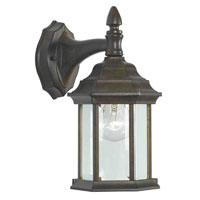Kenroy Lighting Custom Fit 1 Light Outdoor Wall Lantern in Golden Bronze   16266GBRZ