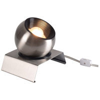 Kenroy Lighting Spot 1 Light Spotlight in Brushed Steel   20506BS