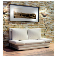 Kenroy Lighting Twigs 1 Light Wallchiere in Bronze   20625BRZ photo thumbnail