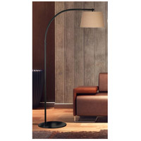 Kenroy Lighting 20953ORB Sweep 69 inch 150 watt Oil Rubbed Bronze Arc Lamp Portable Light in Butterscotch alternative photo thumbnail