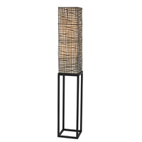 Kenroy Lighting Fortress 2 Light Floor Lamp in Bronze   21069BRZ