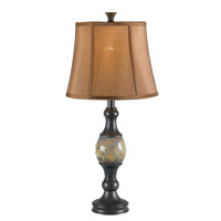 Shay 29 inch 100 watt Bronze Table Lamp Portable Light