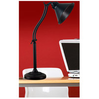 Kenroy Lighting 21397ORB Amherst 27 inch 100 watt Oil Rubbed Bronze Desk Lamp Portable Light, Adjustable alternative photo thumbnail