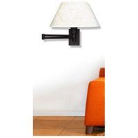 Kenroy Lighting Simplicity 1 Light Wall Swing Arm Lamp in Bronze 30110BRZ alternative photo thumbnail