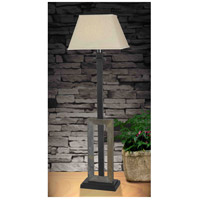 Kenroy Lighting 30516SL Egress 60 inch 100 watt Natural Slate Outdoor Floor Lamp alternative photo thumbnail