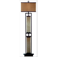 Kenroy Lighting Plateau 1 Light Floor Lamp in Oil Rubbed Bronze   30742ORB