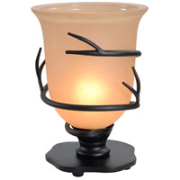 Twigs 10 inch 100 watt Bronze Table Torchiere Portable Light