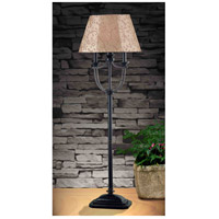 Kenroy Lighting 31366ORB Belmont 58 inch 100 watt Oil Rubbed Bronze Outdoor Floor Lamp alternative photo thumbnail