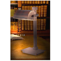 Kenroy Lighting 32008VC Welker 19 inch 60 watt Vintage Copper Desk Lamp Portable Light alternative photo thumbnail