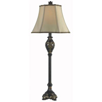 Kenroy Lighting Contessa 1 Light 2-Pack Buffet Lamp in Bronzed Gold   32056BZG