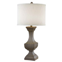 Brookfield 31 inch 150 watt Driftwood Table Lamp Portable Light