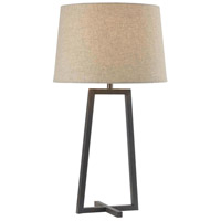 Kenroy Lighting Ranger 1 Light Table Lamp in Oil Rubbed Bronze   32150ORB