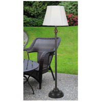Kenroy Lighting 32159ORB Burnsville 58 inch 100 watt Oil Rubbed Bronze/Natural Marble Outdoor Floor Lamp alternative photo thumbnail