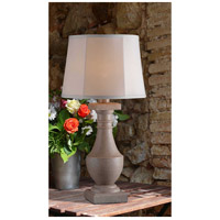 Kenroy Lighting 32223COQN Patio 31 inch 100 watt Coquina Outdoor Table Lamp alternative photo thumbnail