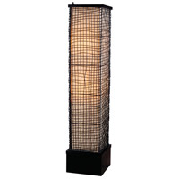 Trellis 51 inch 100 watt Bronze Outdoor Floor Lamp